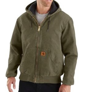 Carhartt thermal lined /duck Jacket